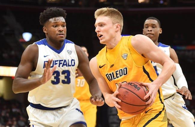 NCAA BB | Northern Illinois at Toledo