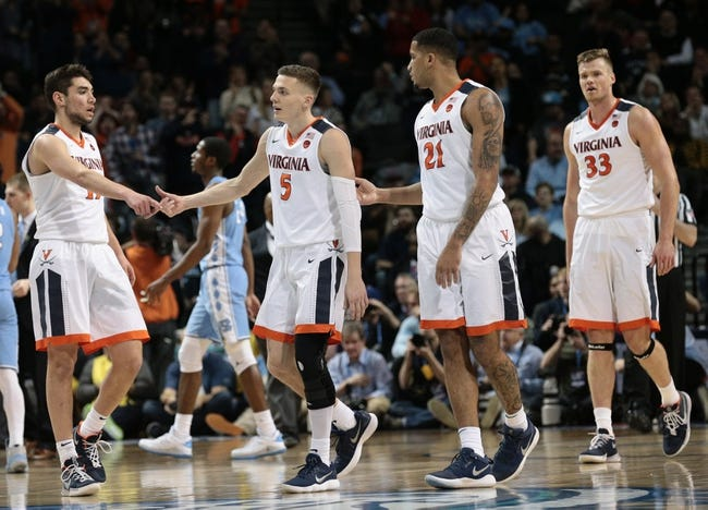 Virginia vs. Towson - 11/6/18 College Basketball Pick, Odds, and Prediction