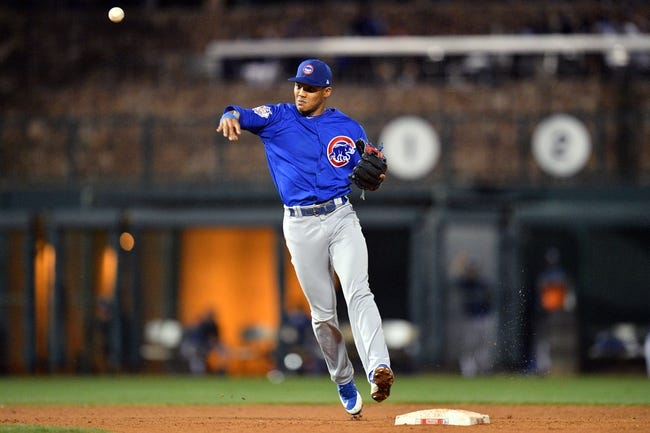 MLB | Los Angeles Dodgers (37-33) at Chicago Cubs (40-28)