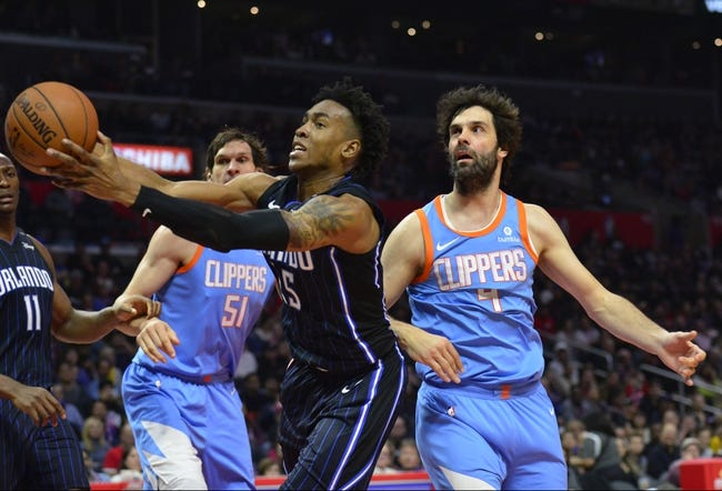 NBA | Los Angeles Clippers (4-4) at Orlando Magic (2-5)