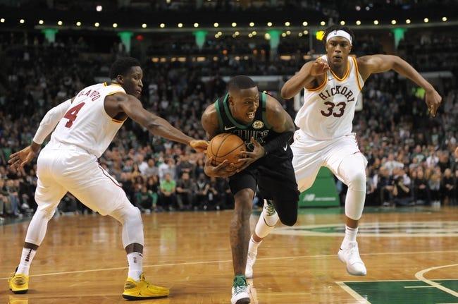 NBA | Boston Celtics (6-2) at Indiana Pacers (6-3)