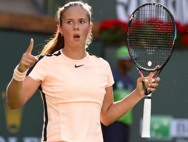 Angelique Kerber vs. Daria Kasatkina 2018 Indian Wells Masters Tennis Pick, Odds, Prediction