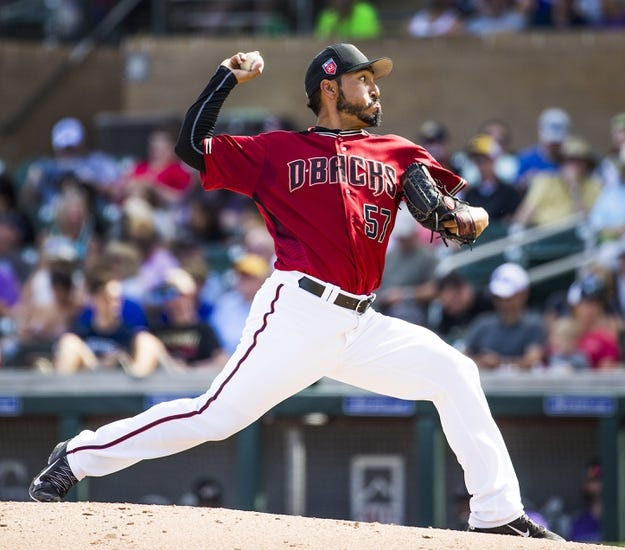 Arizona Diamondbacks vs. Colorado Rockies - 3/29/18 MLB Pick, Odds, and Prediction