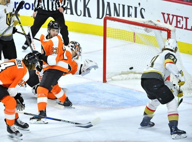 Vegas Golden Knights vs. Philadelphia Flyers - 10/4/18 NHL Pick, Odds, and Prediction