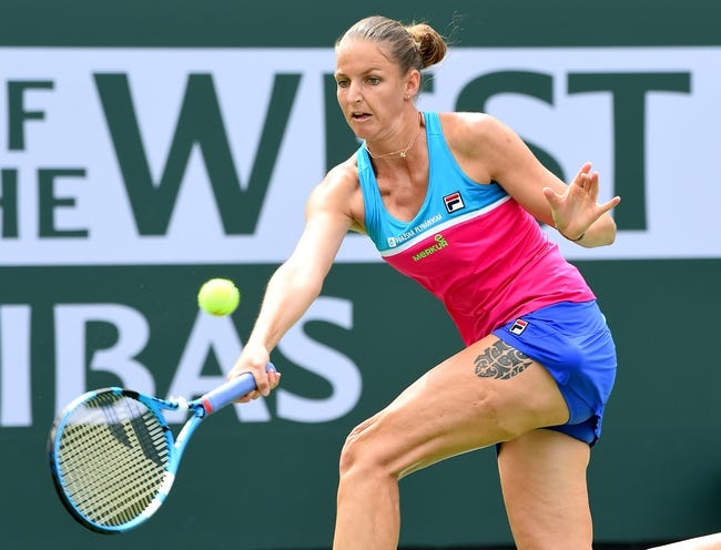 Karolina Pliskova vs. Maria Sakkari 2018 Rome Masters Tennis Pick, Preview, Odds, Prediction
