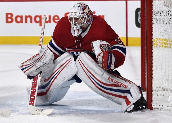 Montreal Canadiens vs. Dallas Stars - 10/30/18 NHL Pick, Odds, and Prediction