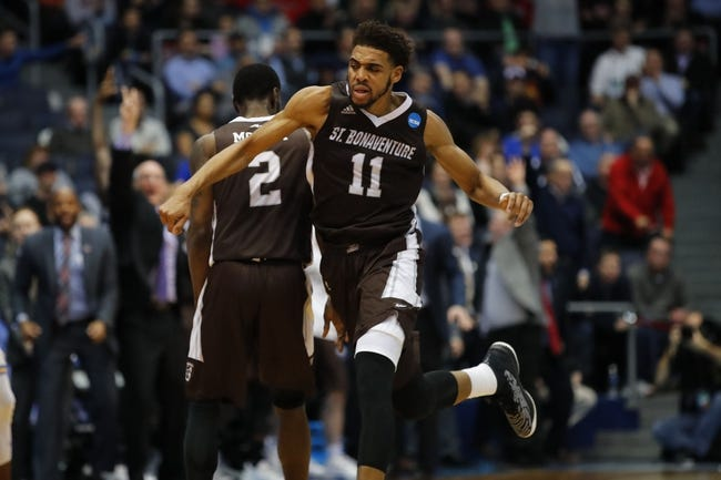 St. Bonaventure vs. Florida - NCAA First Round - 3/15/18 College Basketball Pick, Odds, and Prediction