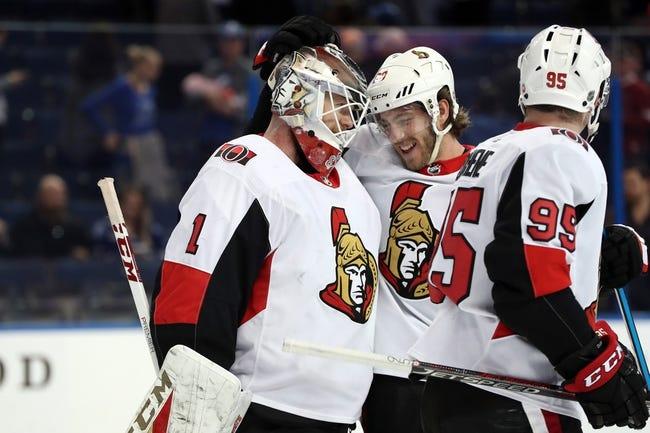 NHL | Tampa Bay Lightning (8-3-1) at Ottawa Senators (5-6-2)