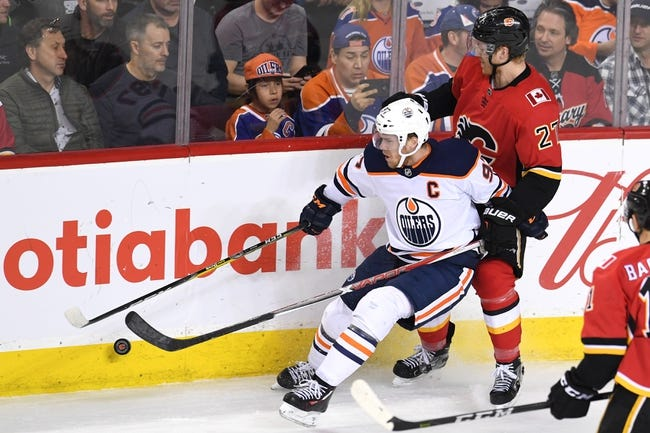 Calgary Flames vs. Edmonton Oilers - 3/31/18 NHL Pick, Odds, and Prediction