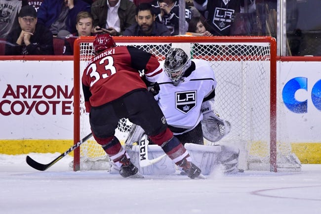 Los Angeles Kings vs. Arizona Coyotes - 3/29/18 NHL Pick, Odds, and Prediction