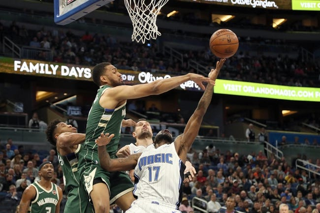 Milwaukee Bucks vs. Orlando Magic - 4/9/18 NBA Pick, Odds, and Prediction