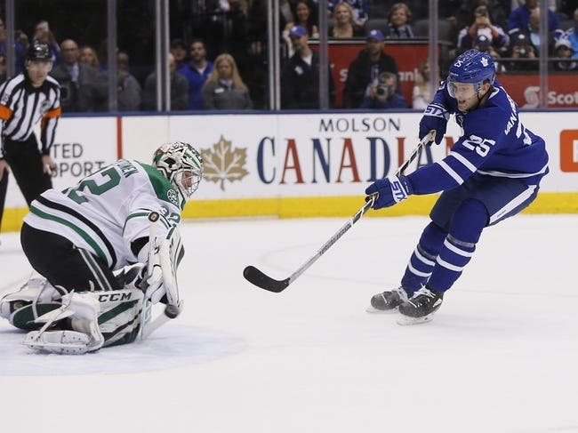 Dallas Stars vs. Toronto Maple Leafs - 10/9/18 NHL Pick, Odds, and Prediction