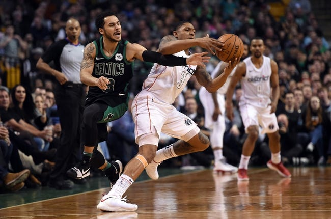 Washington Wizards vs. Boston Celtics - 4/10/18 NBA Pick, Odds, and Prediction