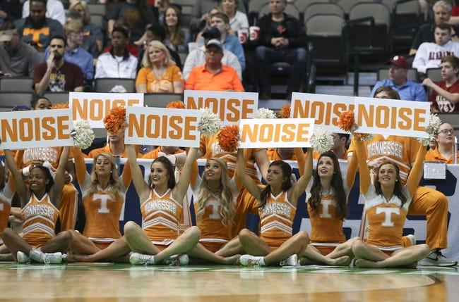 NCAA BB | Louisiana-Lafayette Ragin Cajuns (1-0) at Tennessee Volunteers (1-0)