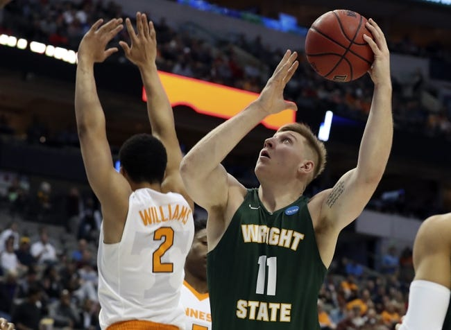 NCAA BB | Oakland - Wright State