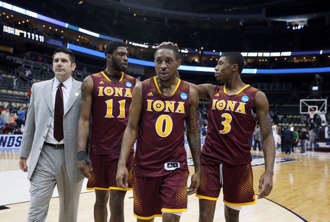 NCAA BB | Iona at Niagara