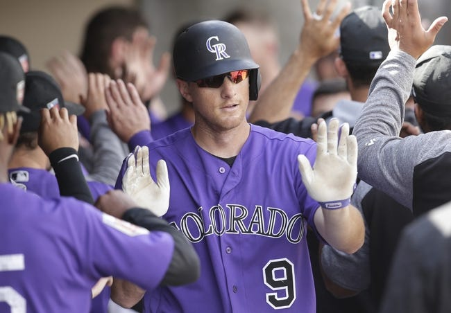 Colorado Rockies vs. Los Angeles Angels - 5/8/18 MLB Pick, Odds, and Prediction