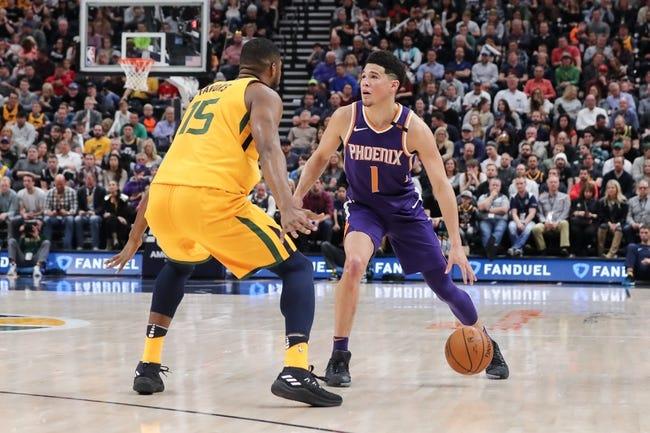 NBA | Phoenix Suns at Utah Jazz