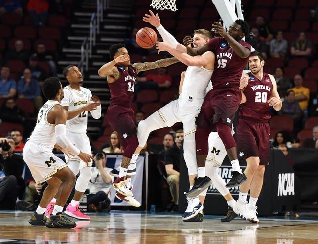 01/05/2019 NCAA BB Pick, Odds