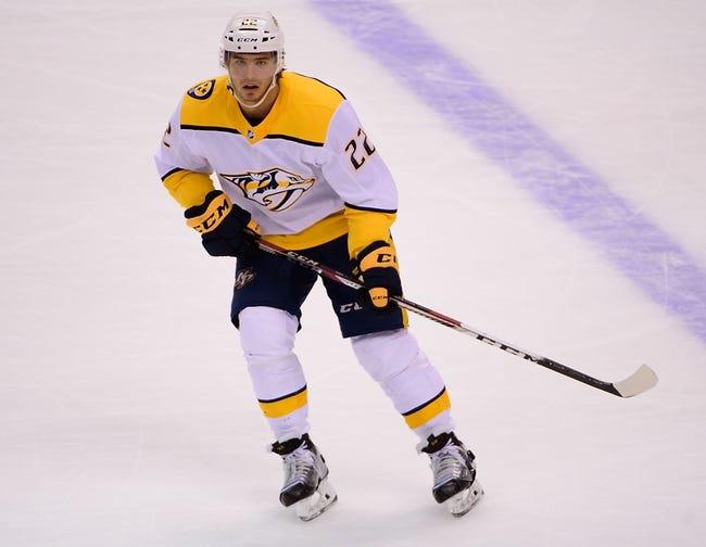 Vancouver Canucks vs. Nashville Predators - 12/6/18 NHL Pick, Odds, and Prediction