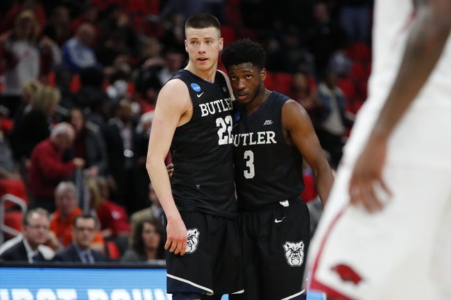 Butler vs. Miami-Ohio - 11/10/18 College Basketball Pick, Odds, and Prediction