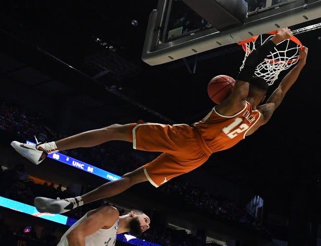 Texas vs. Louisiana-Monroe - 11/12/18 College Basketball Pick, Odds, and Prediction