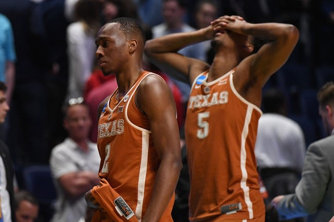 Texas vs. Arkansas - 11/9/18 College Basketball Pick, Odds, and Prediction