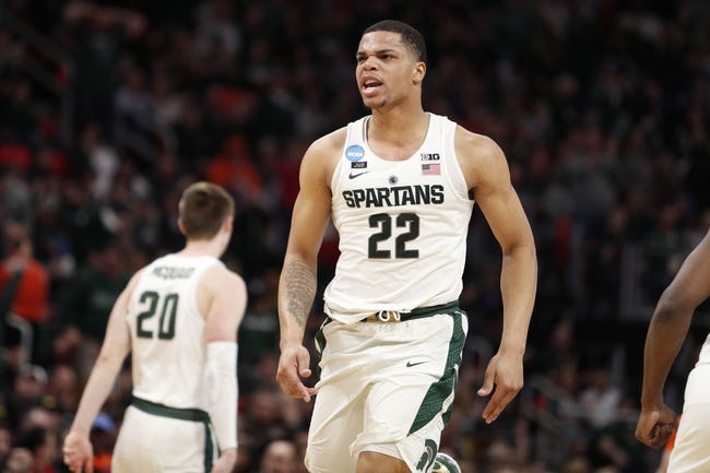 Michigan State vs. Syracuse - NCAA Second Round - 3/18/18 College Basketball Pick, Odds, and Prediction