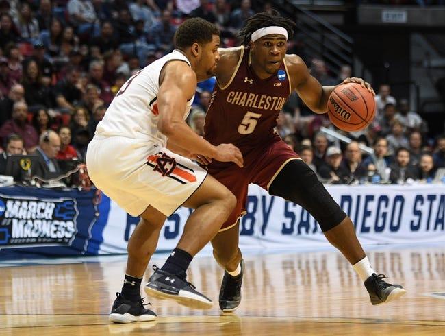 Charleston vs. Memphis - 11/25/18 College Basketball Pick, Odds, and Prediction