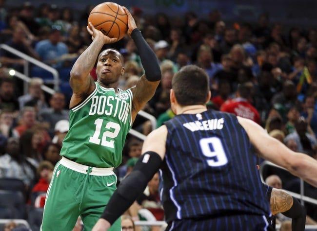 Boston Celtics vs. Orlando Magic - 10/22/18 NBA Pick, Odds, and Prediction