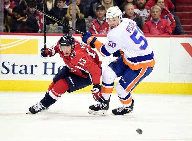 New York Islanders vs. Washington Capitals - 11/26/18 NHL Pick, Odds, and Prediction