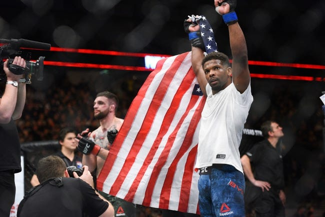 Charles Byrd vs. Darren Stewart UFC 228 Pick, Preview, Odds, Prediction - 9/8/18