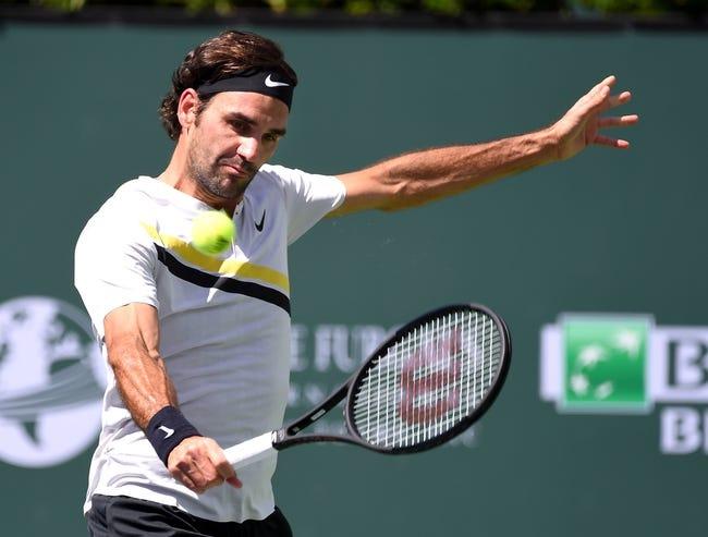 Tennis   Roger Federer vs. Borna Coric