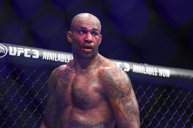 Jimi Manuwa vs. Thiago Santos UFC Pick, Preview, Odds, Prediction - 9/22/18