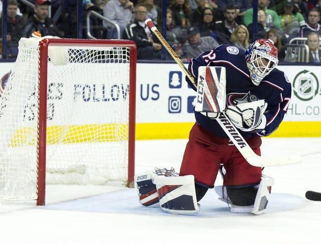 NHL | Ottawa Senators (15-20-4) at Columbus Blue Jackets (22-13-3)
