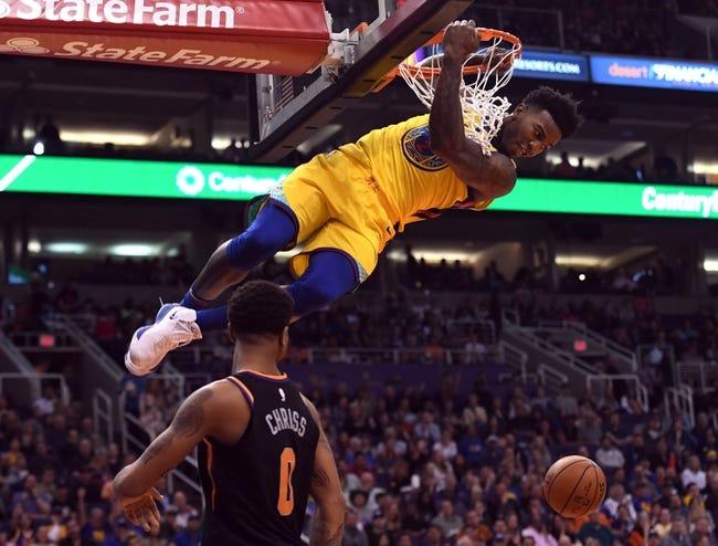 NBA | Phoenix Suns (19-58) at Golden State Warriors (55-21)