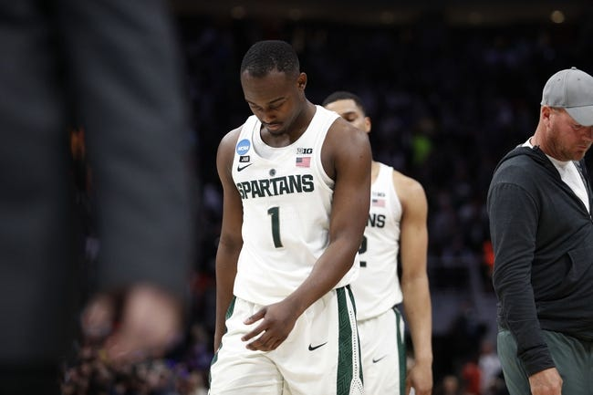 Michigan State vs. Tennessee Tech - 11/18/18 College Basketball Pick, Odds, and Prediction