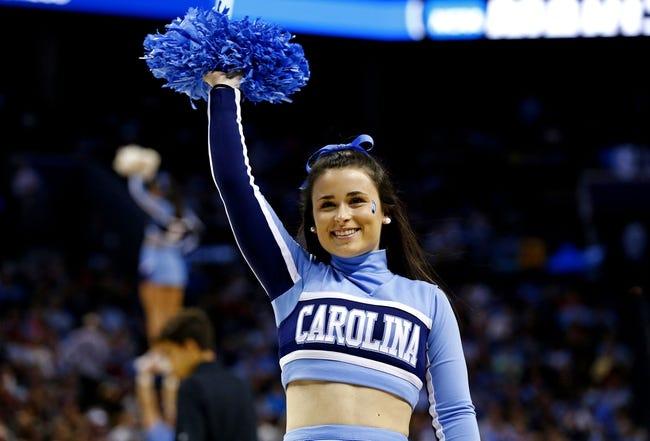 North Carolina vs. Tennessee Tech - 11/16/18 College Basketball Pick, Odds, and Prediction