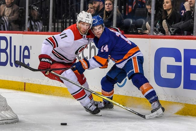 Carolina Hurricanes vs. New York Islanders - 10/4/18 NHL Pick, Odds, and Prediction