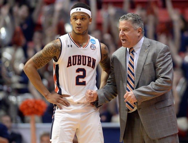 Auburn vs. South Alabama - 11/6/18 College Basketball Pick, Odds, and Prediction