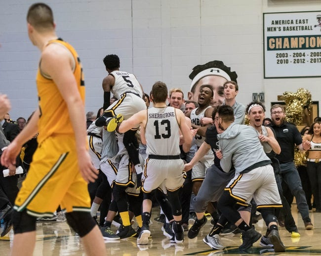 NCAA BB | Vermont at UMBC