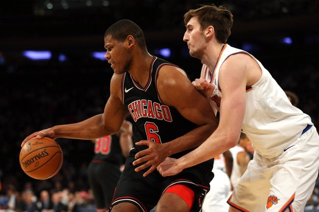 NBA | Chicago Bulls (2-8) at New York Knicks (3-7)