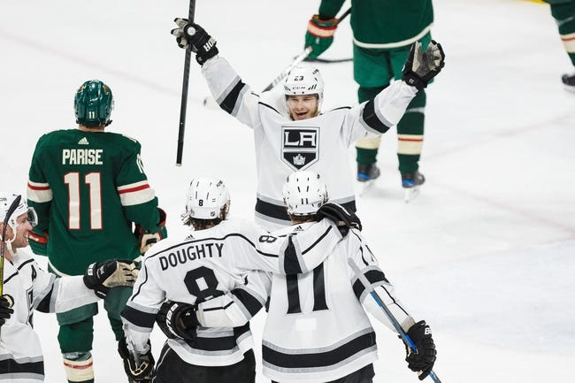 Los Angeles Kings vs. Minnesota Wild - 4/5/18 NHL Pick, Odds, and Prediction