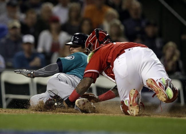 Seattle Mariners vs. Los Angeles Angels - 5/4/18 MLB Pick, Odds, and Prediction