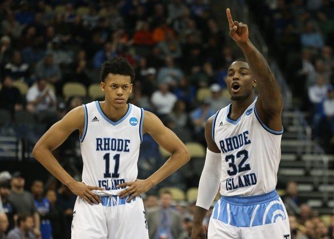 NCAA BB   Rhode Island Rams (5-3) at Bucknell Bison (4-5)