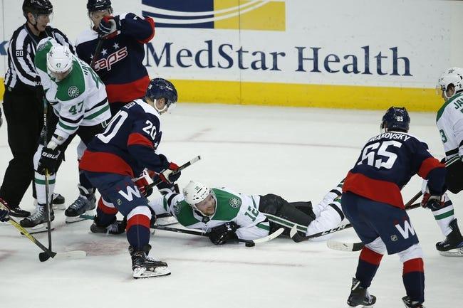 NHL | Dallas Stars (7-5-0) at Washington Capitals (5-4-2)