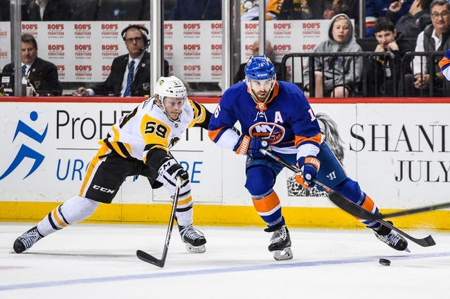 Pittsburgh Penguins vs. New York Islanders - 10/30/18 NHL Pick, Odds, and Prediction