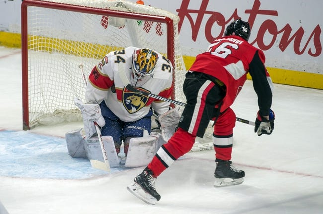 Ottawa Senators vs. Florida Panthers - 3/29/18 NHL Pick, Odds, and Prediction