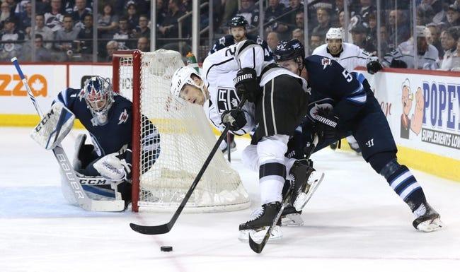 Winnipeg Jets vs. Los Angeles Kings - 10/9/18 NHL Pick, Odds, and Prediction