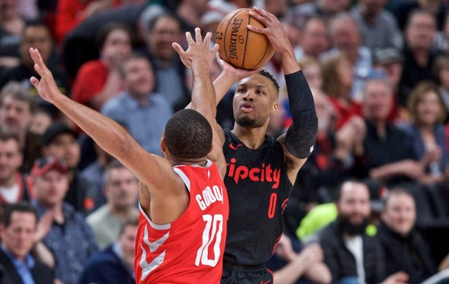NBA | Portland Trail Blazers (48-30) at Houston Rockets (63-15)